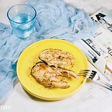 减脂餐必备—香煎鳕鱼扒