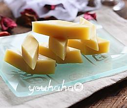 豌豆黄#自己做更健康#的做法