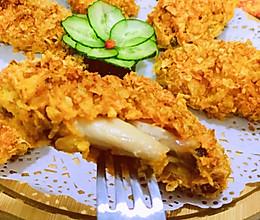 【薯片鸡翅】空气炸锅版的做法