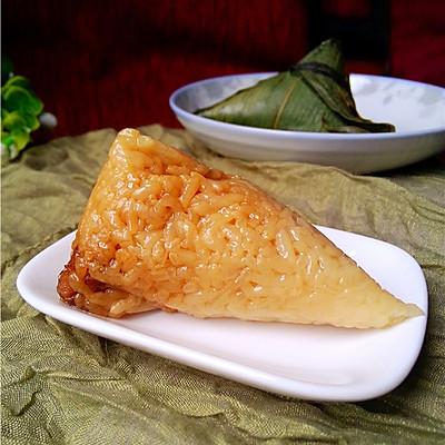 香菇蛋黄肉粽