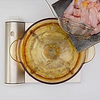 石锅炖鸡汤|美食台的做法图解1