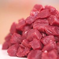 黑椒牛肉杏鲍菇的做法图解1