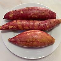 电饭煲蒸红薯的做法图解1