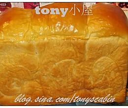 银耳牛奶面包的做法