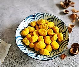 #秋天怎么吃#快手剥板栗(炖鸡必备)的做法