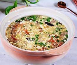 冬日暖身菜~牛肉豆腐羹的做法