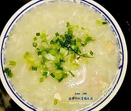 烧骨萝卜粥的做法