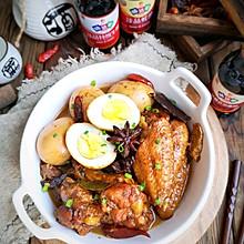 滋味香浓,好吃到可以开店的卤三鸡#中秋宴,名厨味#