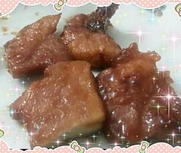 新手-超级简单电饭锅版叉烧肉的做法