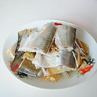 清蒸太湖白鱼的做法图解5