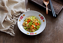 素丁炒西葫芦的做法