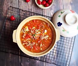 番茄金针菇肥牛卷的做法