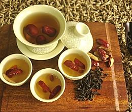 养颜补血【三宝茶】#美的养生壶#的做法