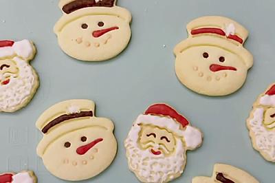 糖霜小饼干