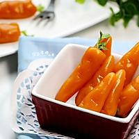 诱惑的胡萝卜的做法图解8