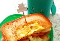 减肥三明治的做法