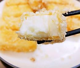 不容错过的小甜点:炸牛奶的做法