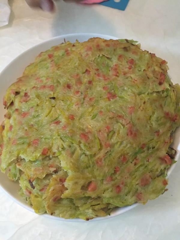房瓜饼的做法