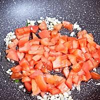 番茄金针菇豆腐汤的做法图解4