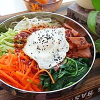 家常版-----韩式拌饭的做法图解12