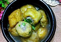 大喜大牛肉粉试用之肉塞油豆腐的做法
