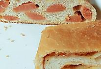 咸面包的做法