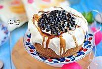 黑糖珍珠爆浆奶茶蛋糕的做法