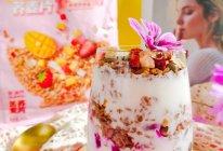 #夏日开胃餐#酸奶麦片杯&自制料超级多的做法
