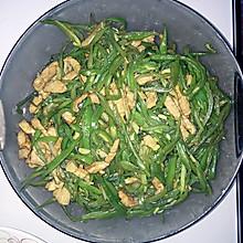 扁豆丝炒肉丝