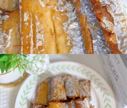 0难度烤带鱼,外酥里嫩的做法