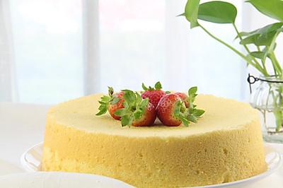 完美戚风蛋糕