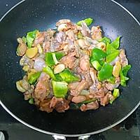 酱爆牛蛙#春天肉菜这样吃#的做法图解8