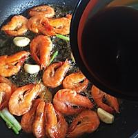 茄汁大虾的做法图解7