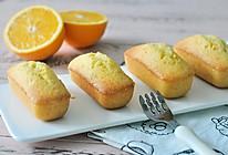 橙香磅蛋糕  的做法