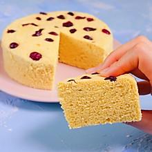 小米蒸蛋糕,粗粮这么做特别好吃