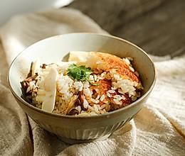 香脆的竹笋锅巴饭的做法