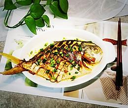 #人人能开小吃店#香煎金鲳鱼的做法