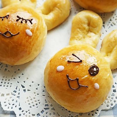 兔子萌面包