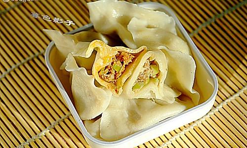 芹菜馅的肉饺子的做法