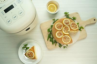 小熊电饭锅食谱:柠檬蛋糕