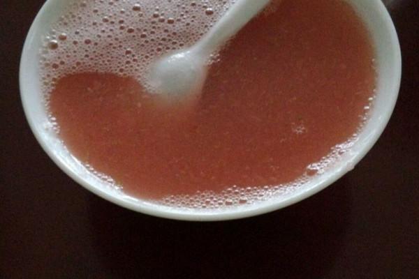 草莓苹果汁的做法