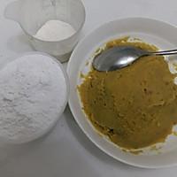 豆沙红薯丸,酥香软糯的做法图解2