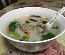 香菇海参粥的做法
