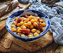 快手卤鹰嘴豆的做法