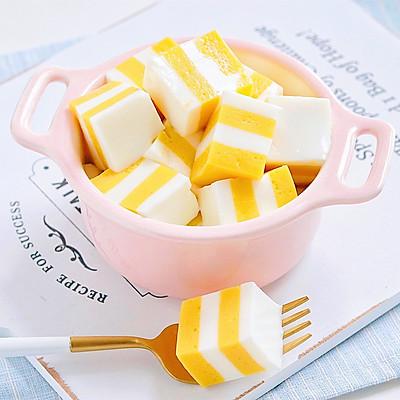 芒果酸奶千层糕