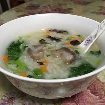 香菇海参粥