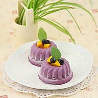蓝莓芝士蛋糕#豆果6岁生日快乐#