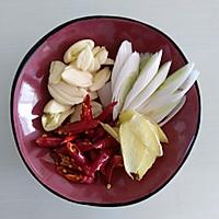 香辣蟹#金龙鱼营养强化维生素A  新派菜油#的做法图解2