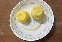 超简单的微波炉酸奶柠檬蛋糕的做法