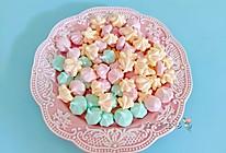 用白砂糖和鸡蛋清就能做出来蛋白糖